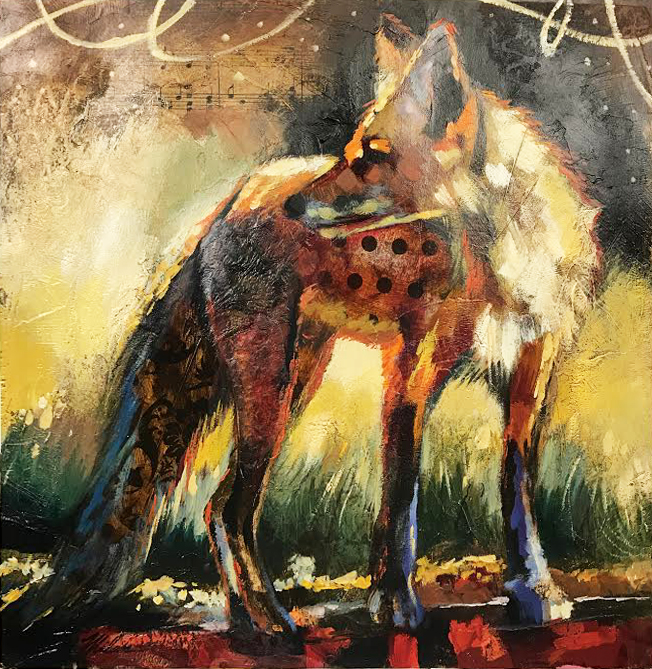 SOLD Fox (17-24375)