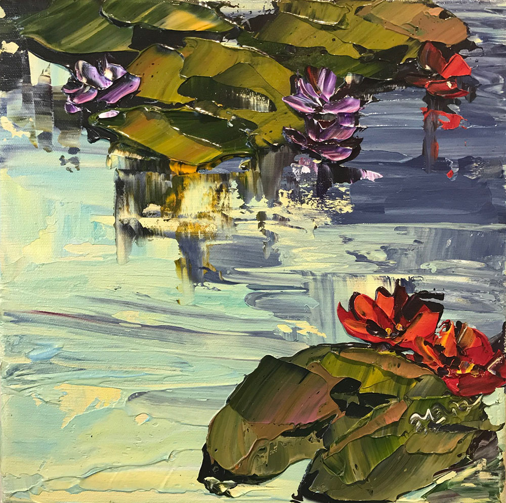 Waterlilies PP-15184
