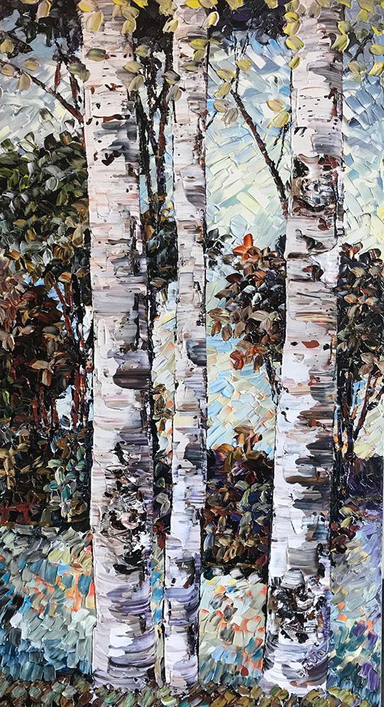 """Day Birch Shades of Grey""  PP-15195"