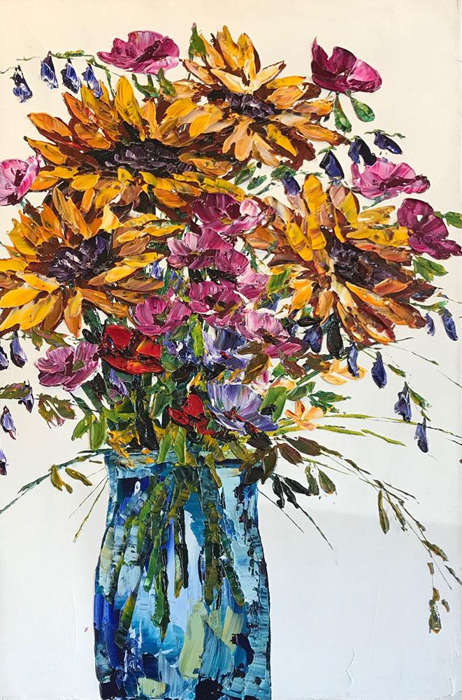 Floral Vase PP-15217