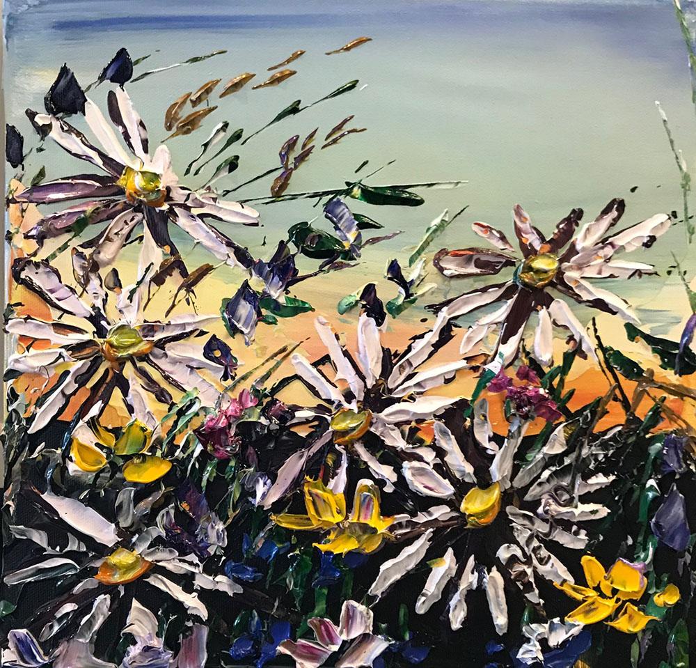 Floral Daisies PP-15234