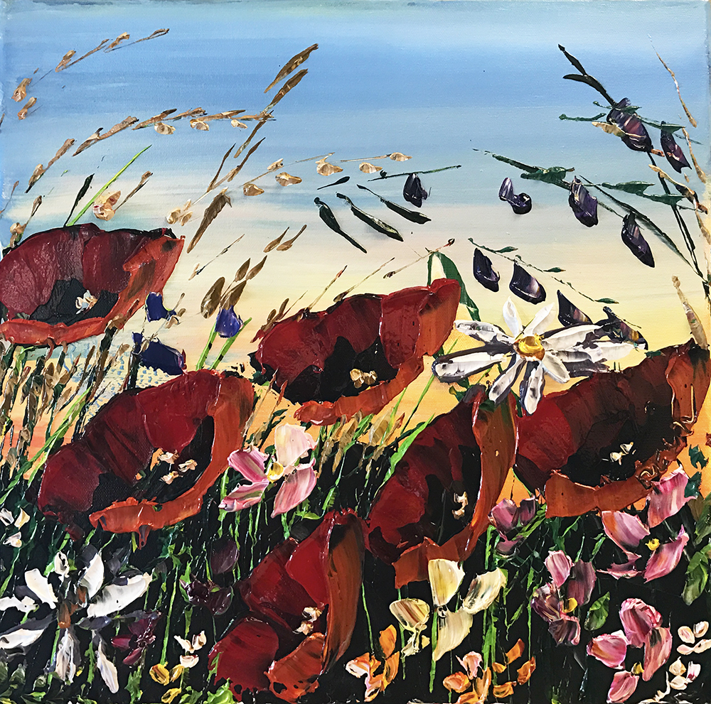 Red Poppies PP-15236