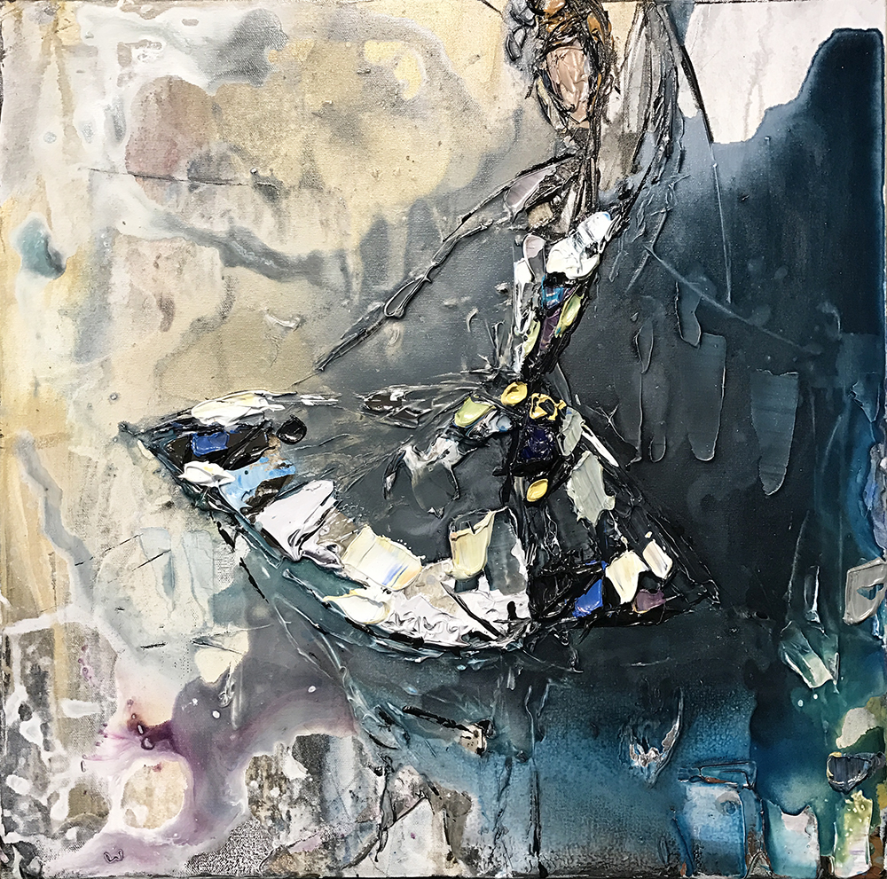 Abstract Ballerina PP-15240