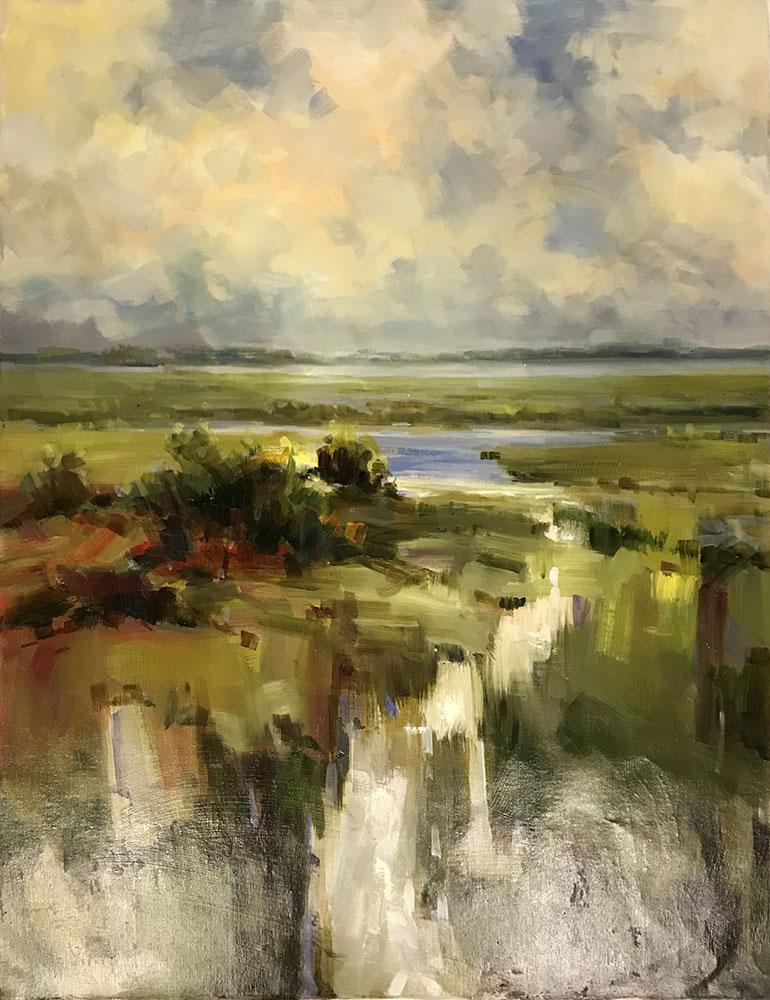 (SOLD) Landscape (17-24682)