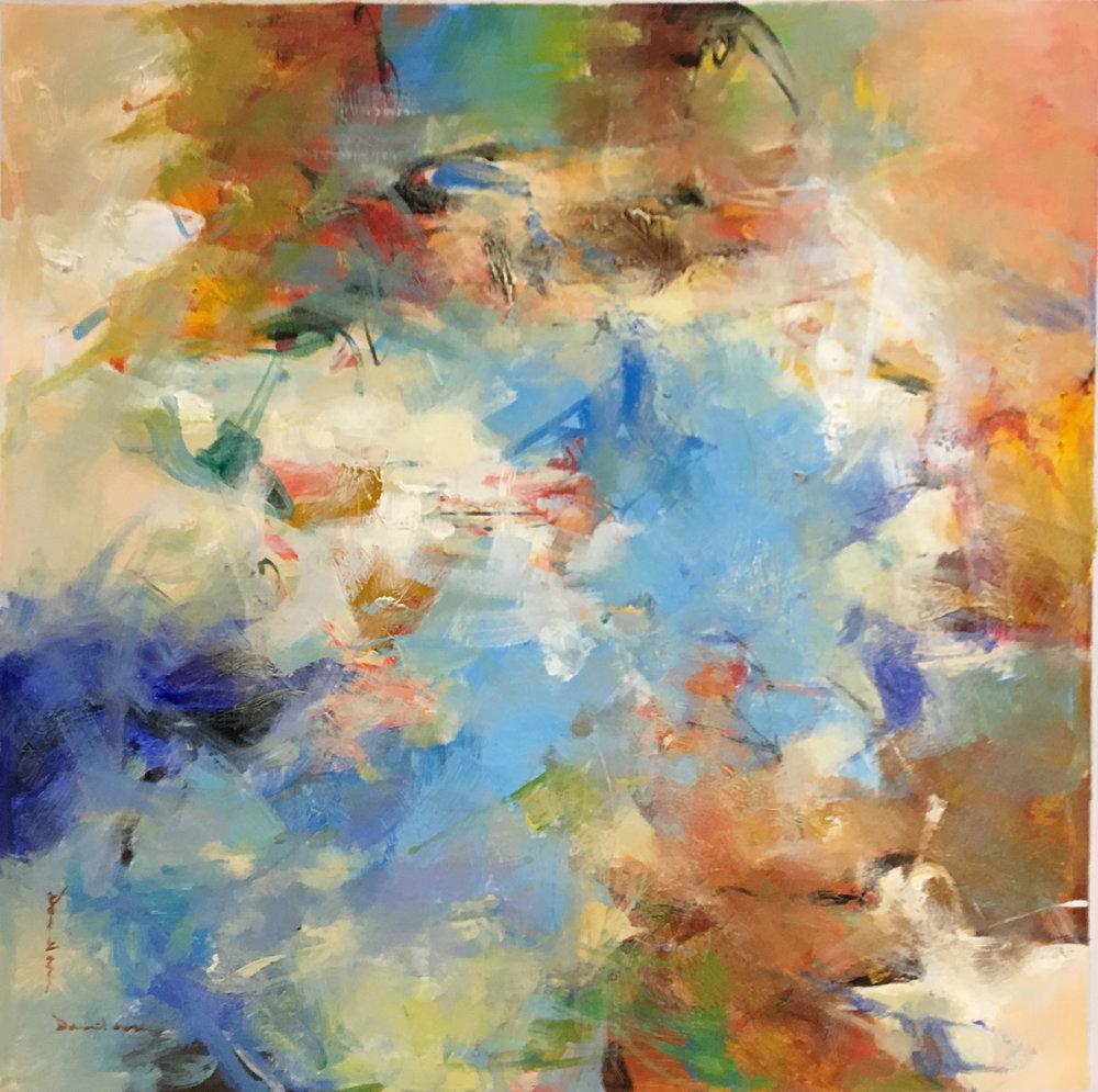 18-24754 Abstract Acrylic