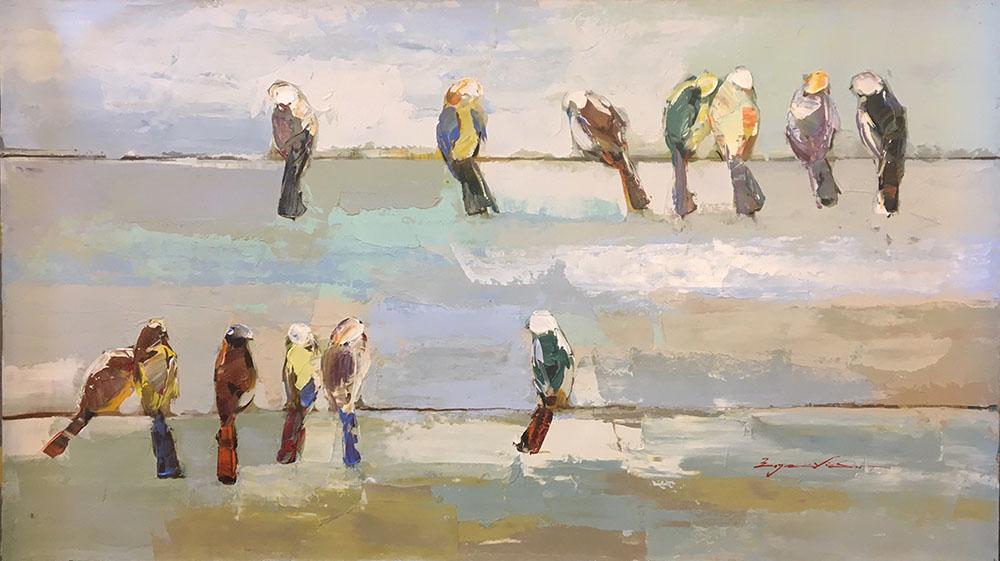 18-24761 Birds on a Line