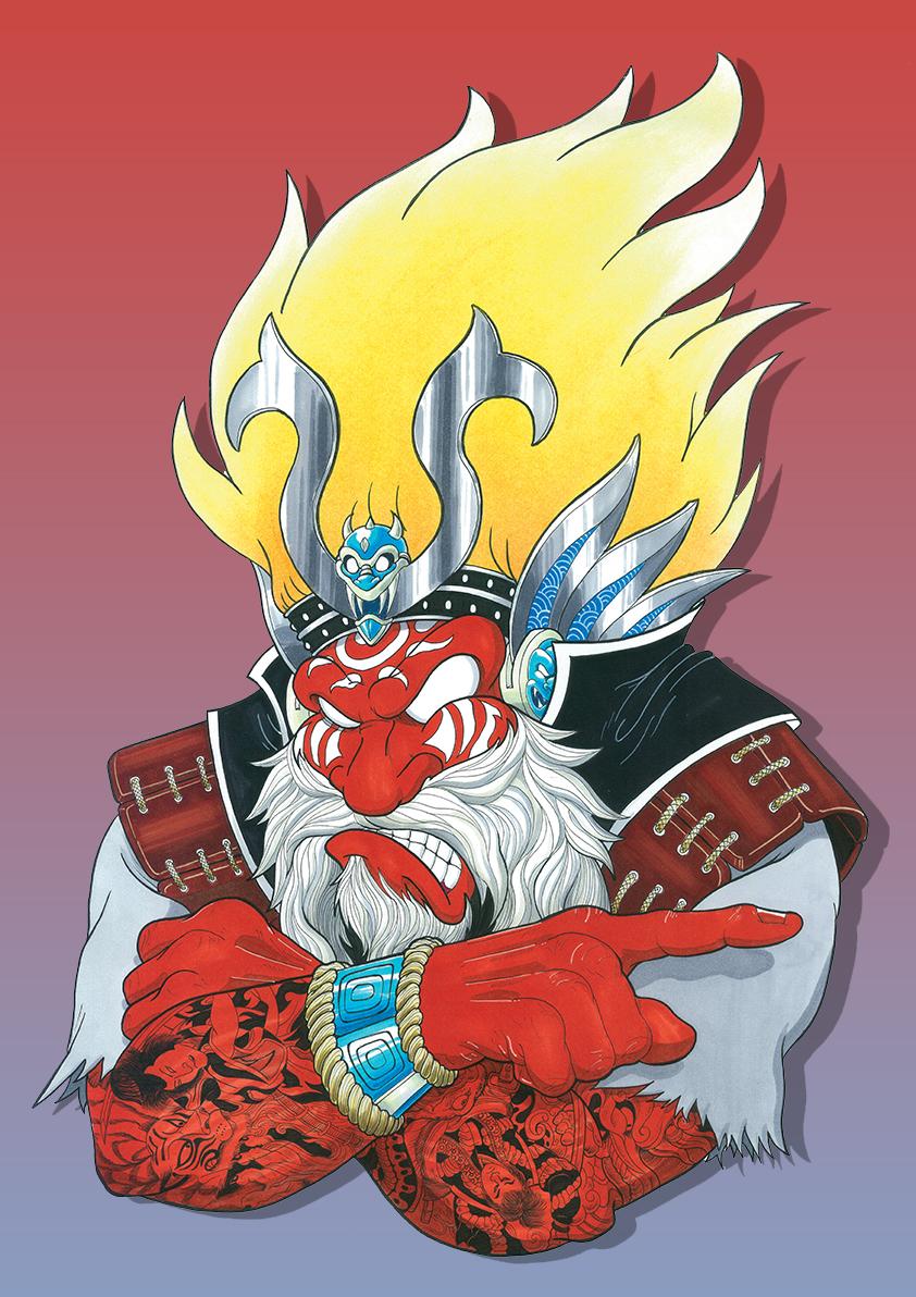 Mad Oni Bro. #1 (Unum)