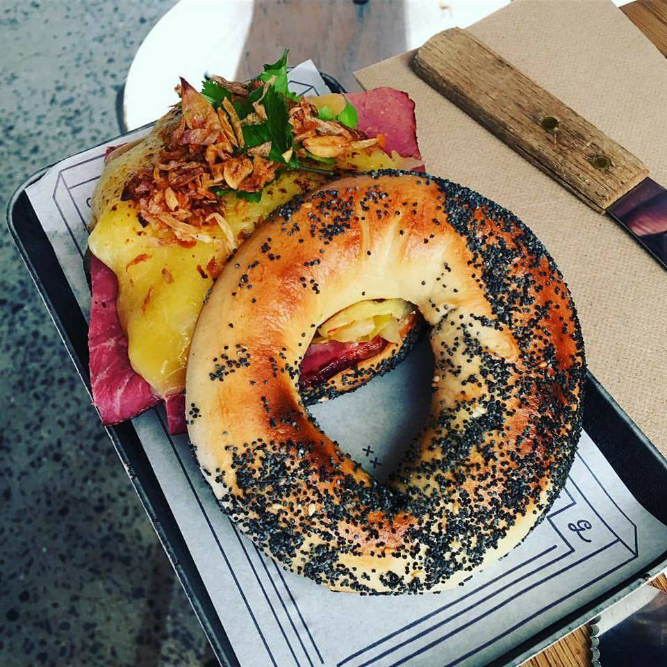 Smoking Gun Bagels