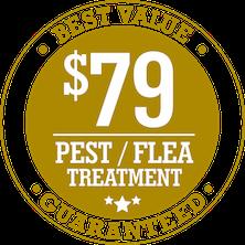 $79 Best Value Pest & Flea Treatment Gold Coast