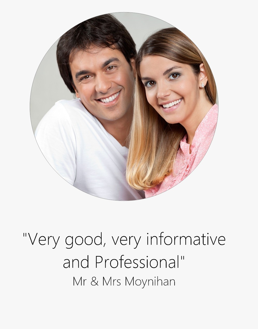 See More Testimonials!