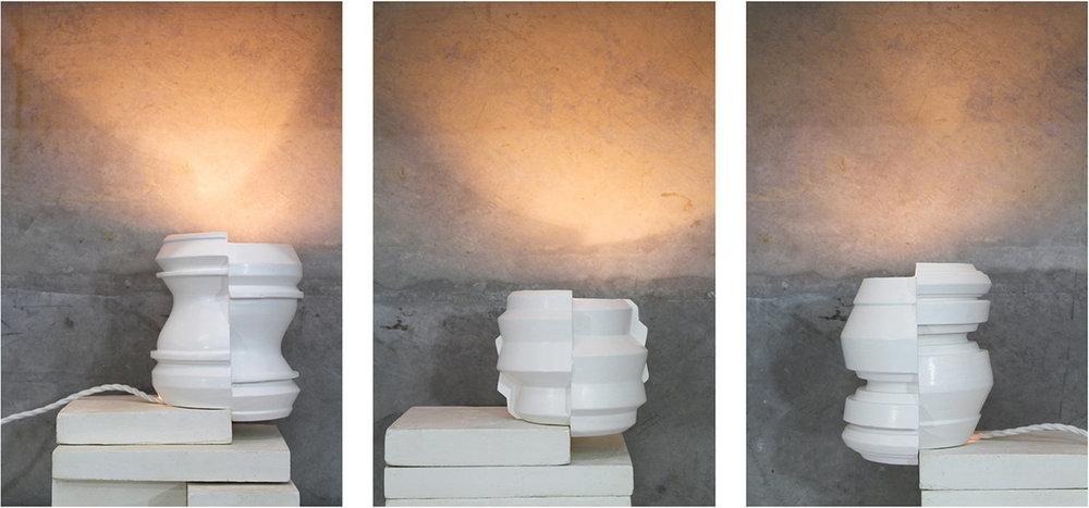 Tuatara Glass and Ceramics Award 2016    BECOMING LIGHT by Emma Carson