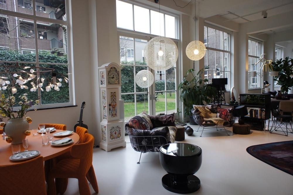 Badkamer Marcel Wanders : Moooi amsterdam marcel wanders design studio u witblad