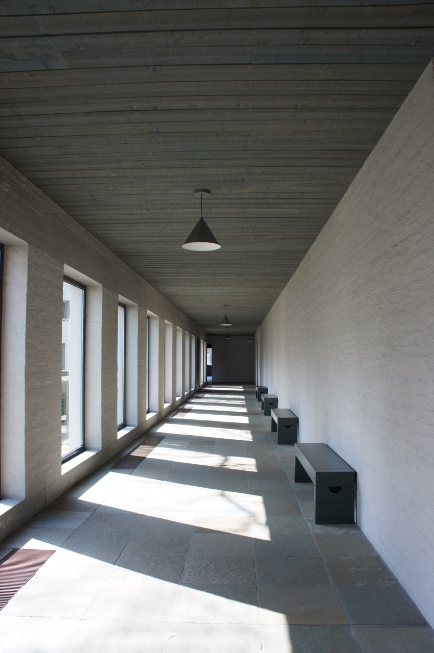 Dom-Hans-van-der-Laan-Roosenberg-wandelgang