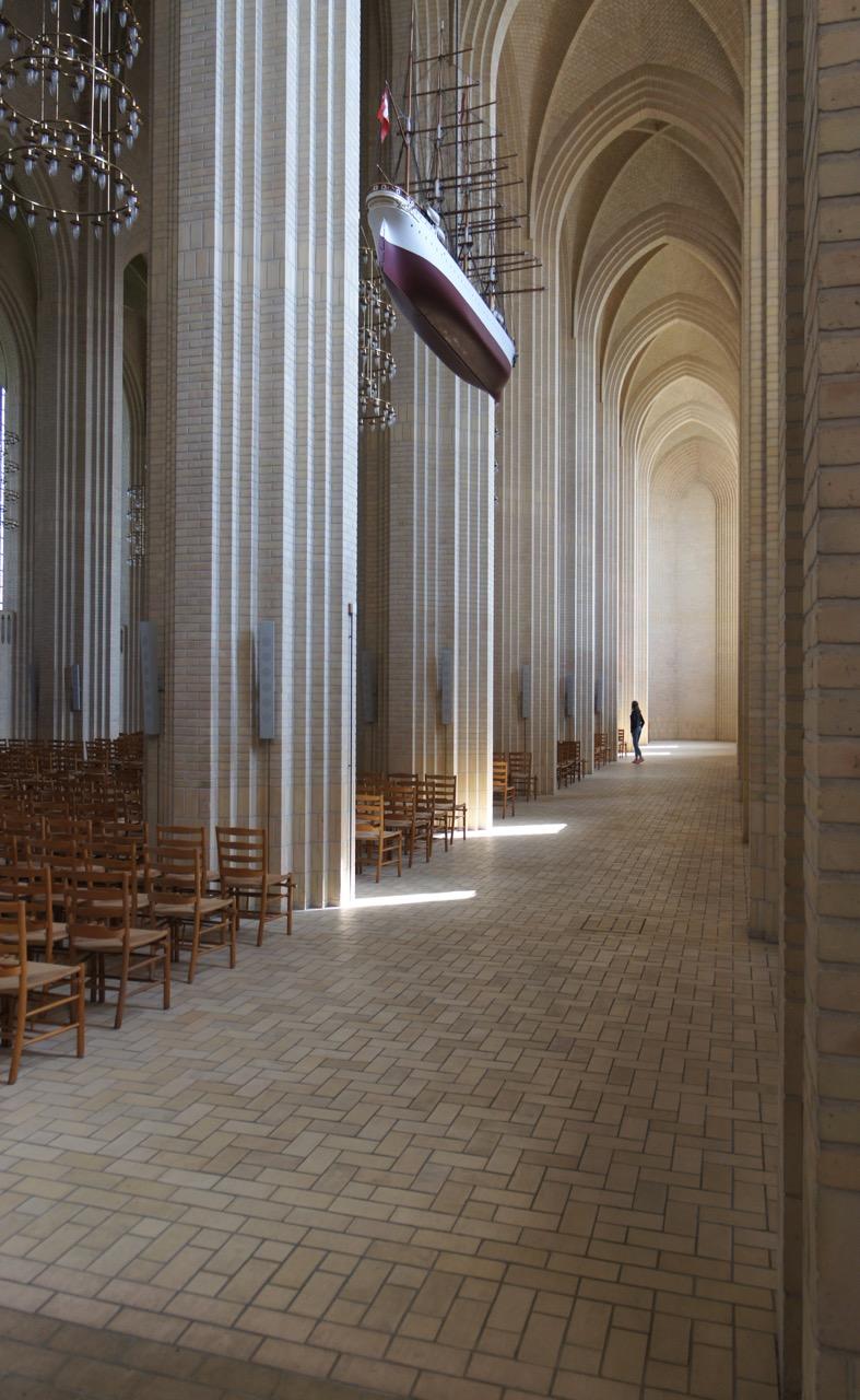 Grundtvig kirke, Jensen Klint