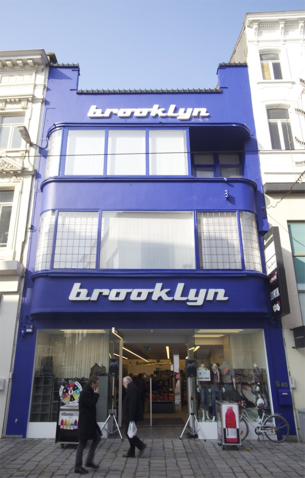 Winkel Brooklyn Gent