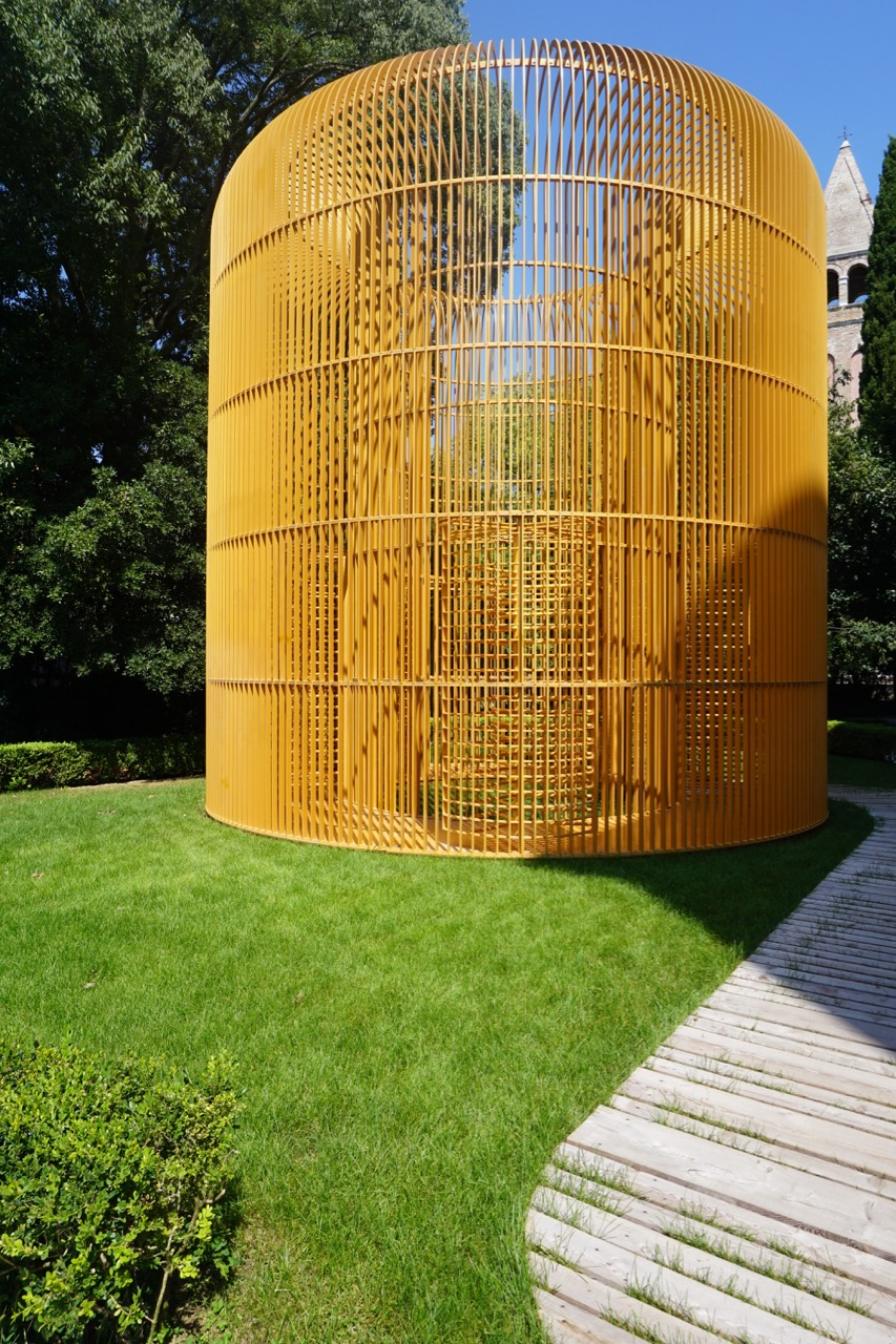 Ai Weiwei in Palazzo Cavalli-Franchetti