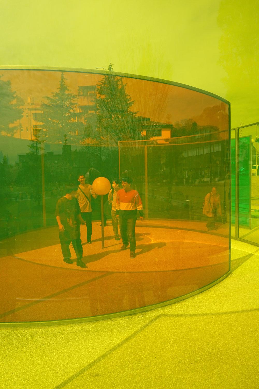 Colour activity house, Olafur Eliasson