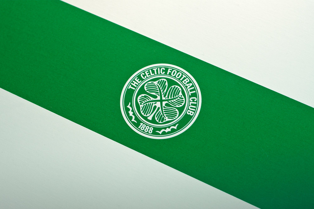 Celtic Football Club Book