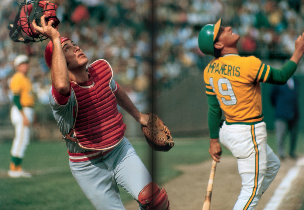 A game of baseball