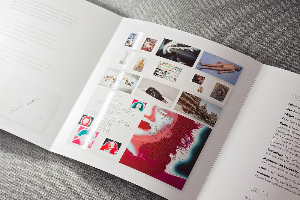 Printed final design