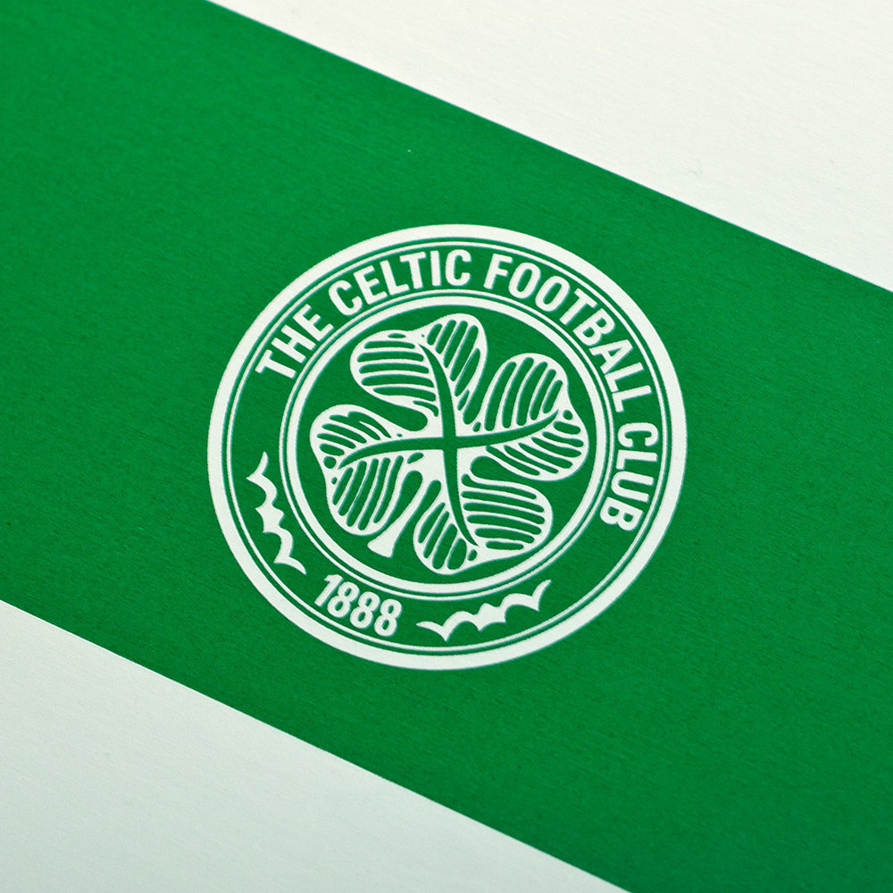 Celtic Football Club book design