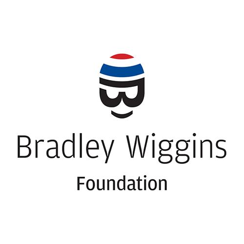 Bradley Wiggins Foundation brand identity