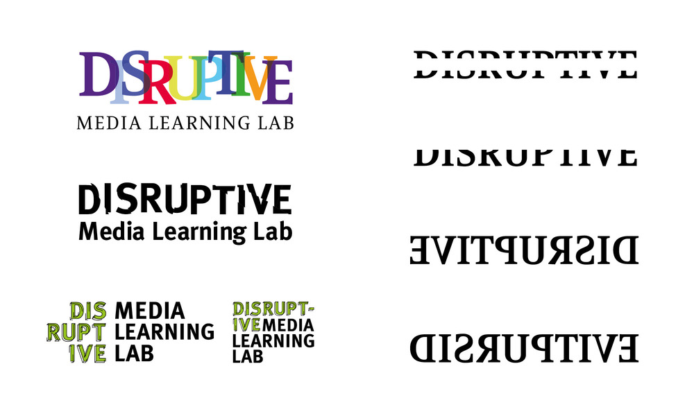 Disruptive Media Learning Lab concepts