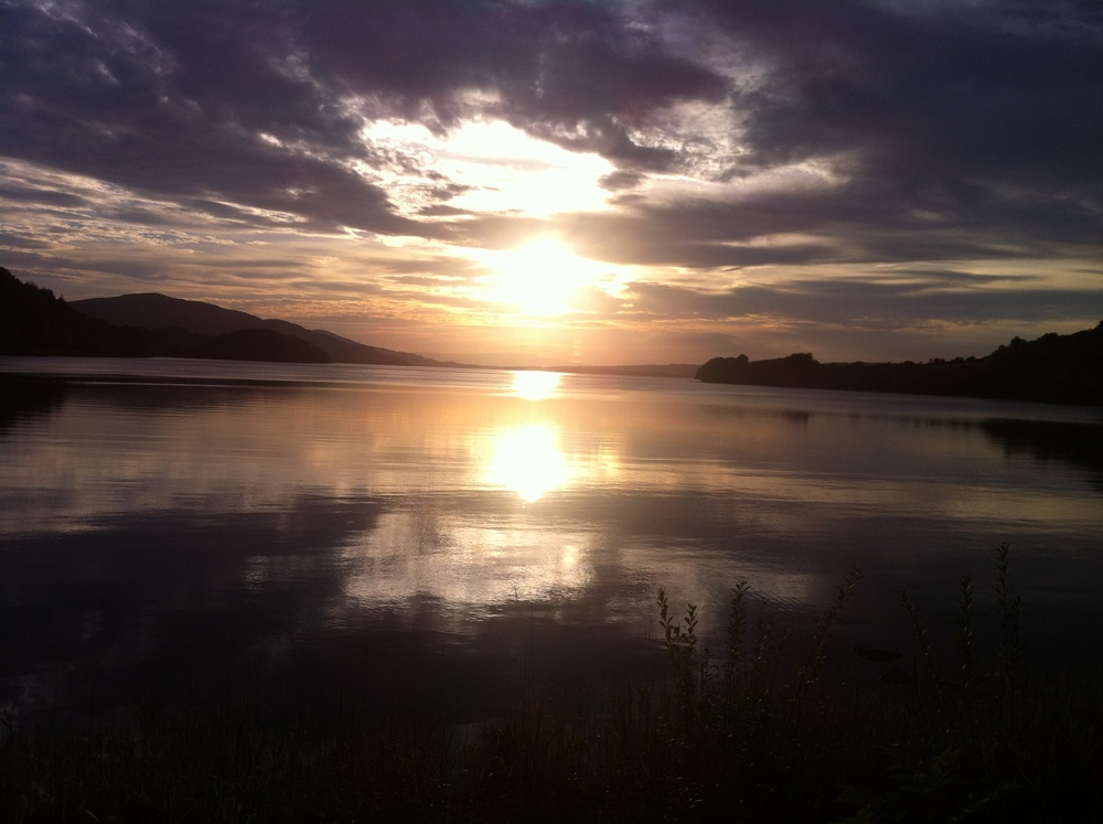 Dusk at Lough Gill, Sligo, Ireland. Follow me on  Instagram  to see more pictures