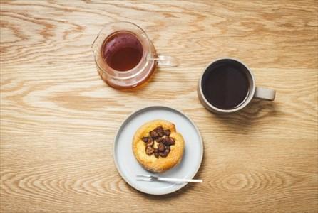 東京でデンマークコーヒーを提供する【P.N.B. Coffee】で、口コミ人気のコーヒー(浅煎り)を味わう