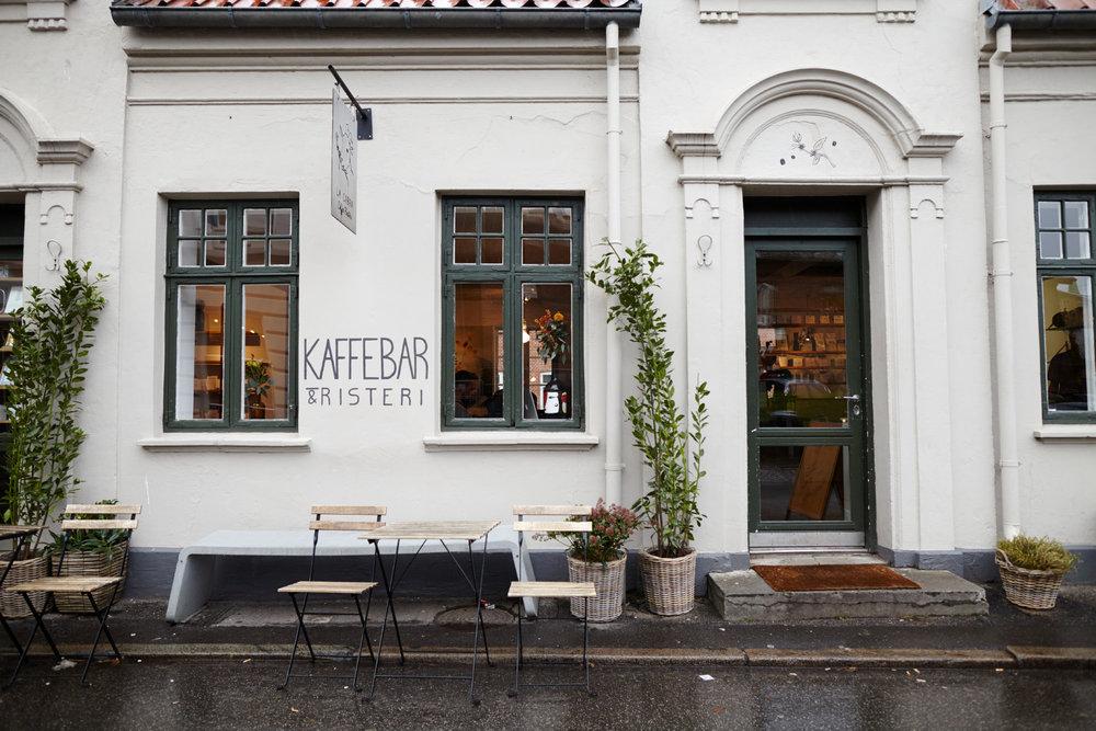 デンマーク第二の都市「オーフス」を拠点とするLa Cabra Coffee