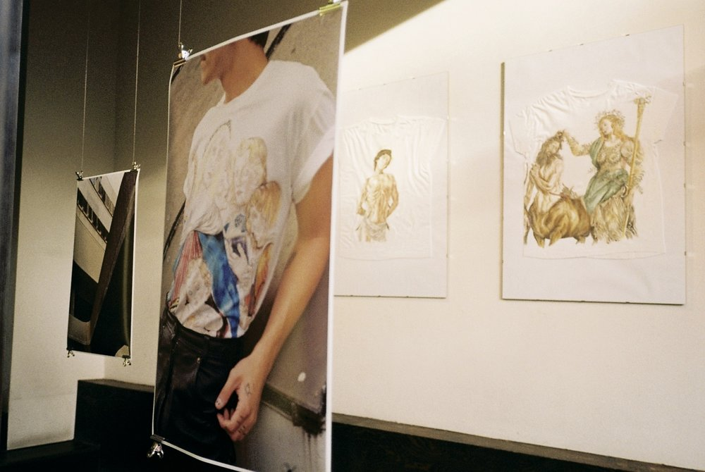 .A Botticelli renaissance - Collection launch by Charles WyszogrodBerlin 2018