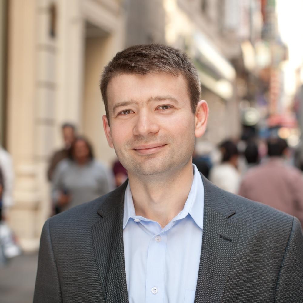Andrey Akselrod Smartling CTO