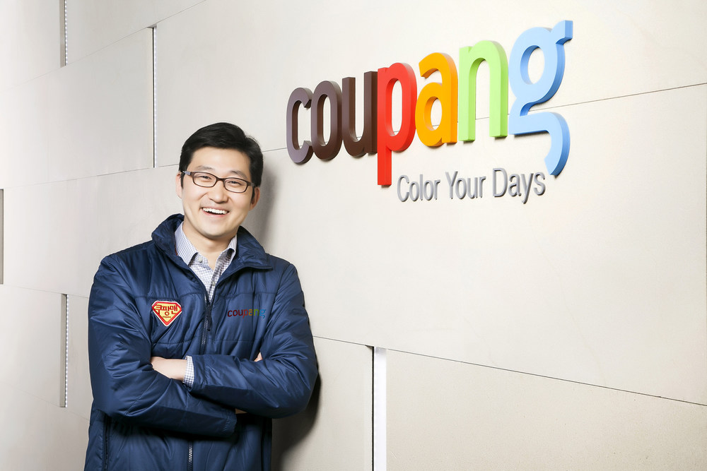 Softbank Invests $1 Billion in Coupang