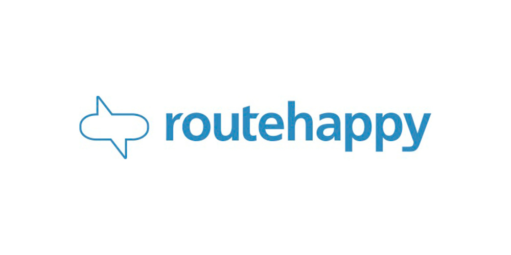 The flight merchandising platform for airlines and online travel agencies.   Visit Routehappy.