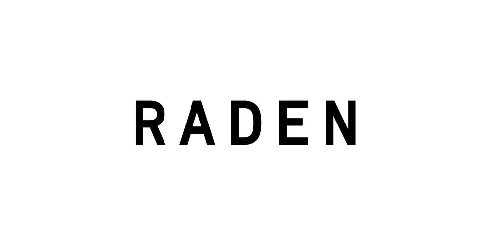 The case for better travel. Visit Raden.