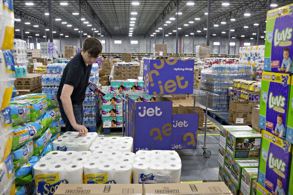 Wal-Mart to Acquire Jet.com for $3.3 Billion