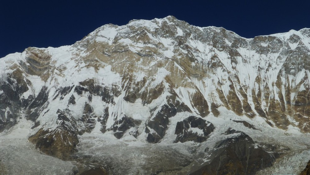 The South Face of Annapurna 1 (8091 m)