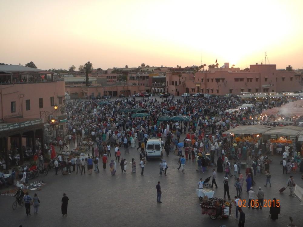 Jammee el Fna – Marrakech