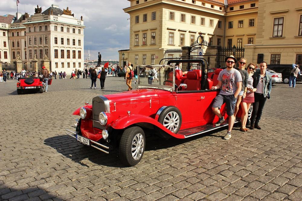 Prague - August 2014