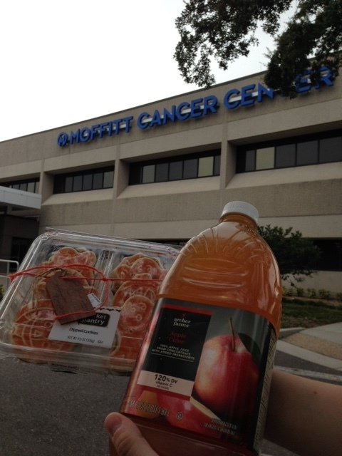 Spooky-good treats for Moffitt Cancer Center
