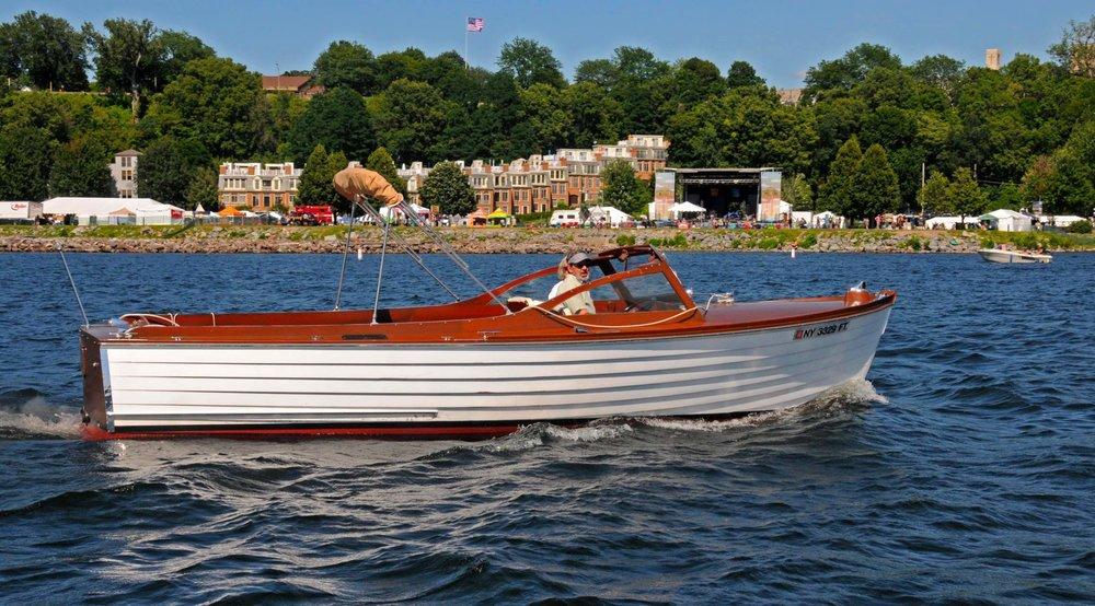 LCACBS 2017 Boat Show ACBS Most Original Tydamar II jpeg.jpg