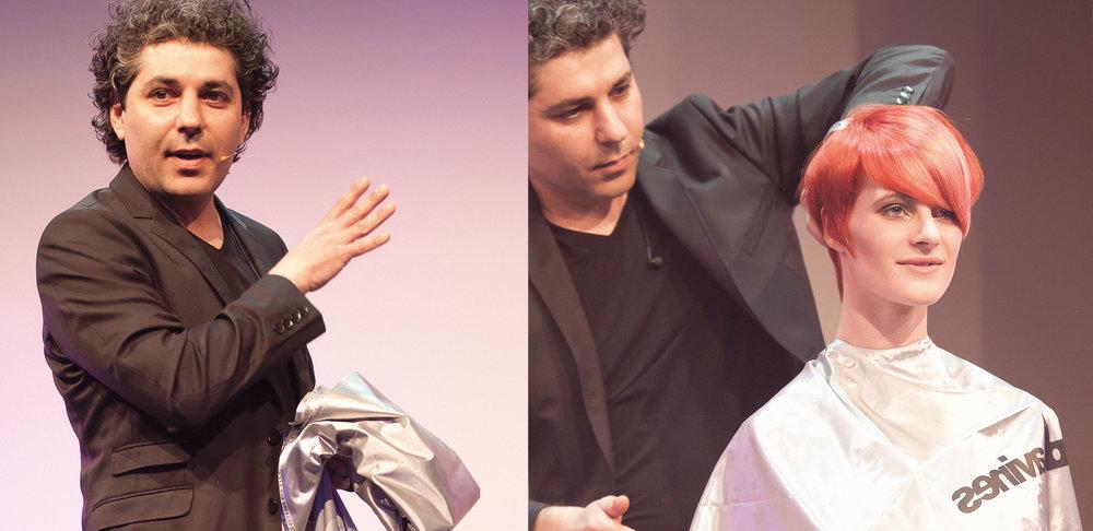 JANI BEEMSTER  Utdannet på det meget prestisjefylte Junge & Michaelis-akademiet i Köln, Jani er ekspert på behovene til hårstylister og er meget engasjert i opplæring og hvordan man deler kunnskap. Jani er stadig på jakt etter inspirerende og nyskapende teknikker som er anvendelig i salongen. Gjennom hans mange år med erfaring som Davines Technical Trainer, og nå som National Trainer, er Jani meget dyktig i klipp, farge og Davines produktkunskap.