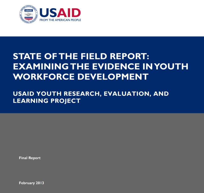 usaid research paper Writing a research paper is an essential aspect of academics and should not be avoided on account of one's anxiety in fact, the process of writing a research paper can be one of the more rewarding experiences one may encounter in academics.