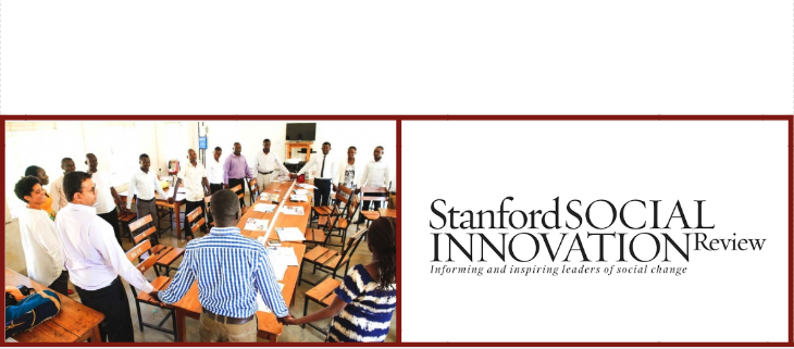 Finding the Sweet Sport for Innovation Within Government Systems