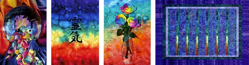 Chakra, Reiki and Healing Energy Prints