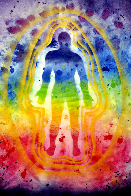 Chakra Man - Healing Energy