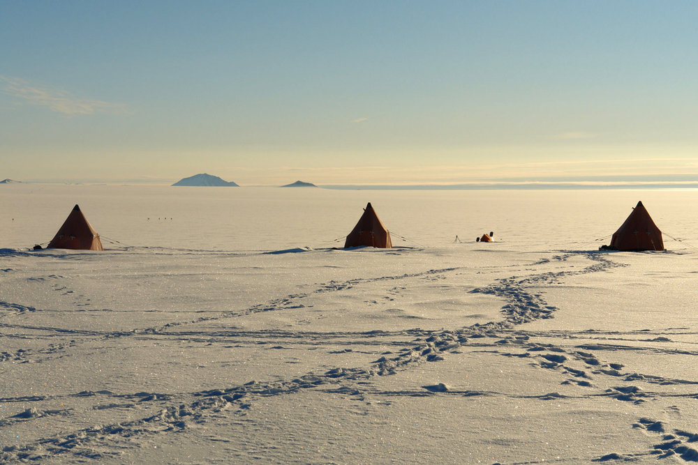 Video and photo by Co-founder Anne at Sky-blu Antarctica