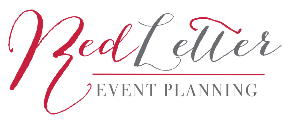 Services Offered by Red Letter Event Planning Coeur dAlene