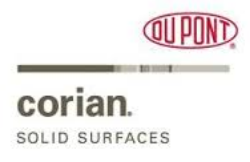 Click the logo to explore the  Colors of Corian®