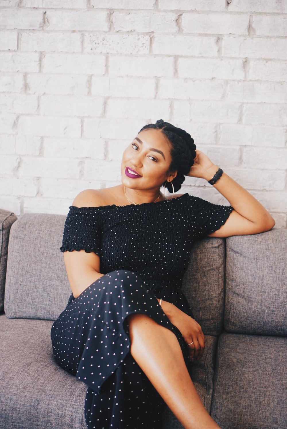 the girl behind the blog - Hi friends! I'm Aquia (uh-key-uh).I'm a marketing and event strategist by day, and a wine-inhaling lifestyle blogger and content creator by night. I'm a dog mom, daughter, sister, and self-proclaimed rockstar aunt. A 20-something living the life in Dallas, TX.  Some call me